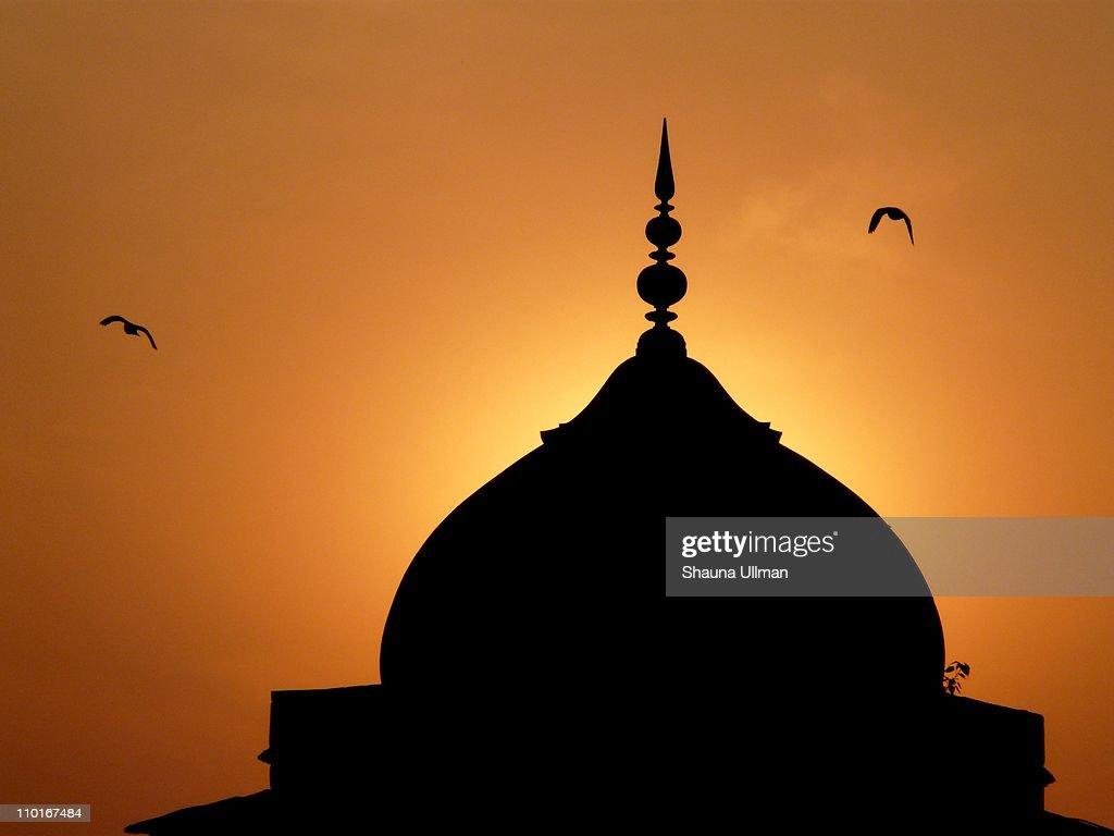 Jama Masjid, New Delhi : Stock Photo