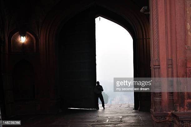 jama masjid - friday mosque stock pictures, royalty-free photos & images