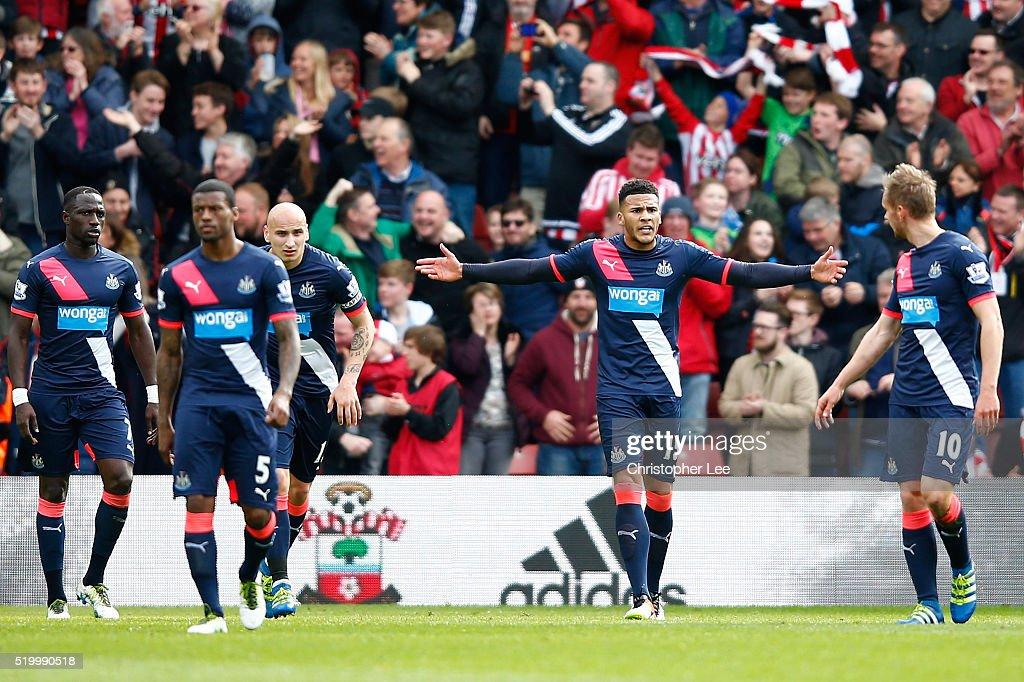 Southampton v Newcastle United - Premier League : News Photo