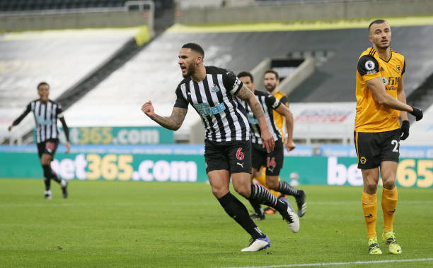 GBR: Newcastle United v Wolverhampton Wanderers - Premier League