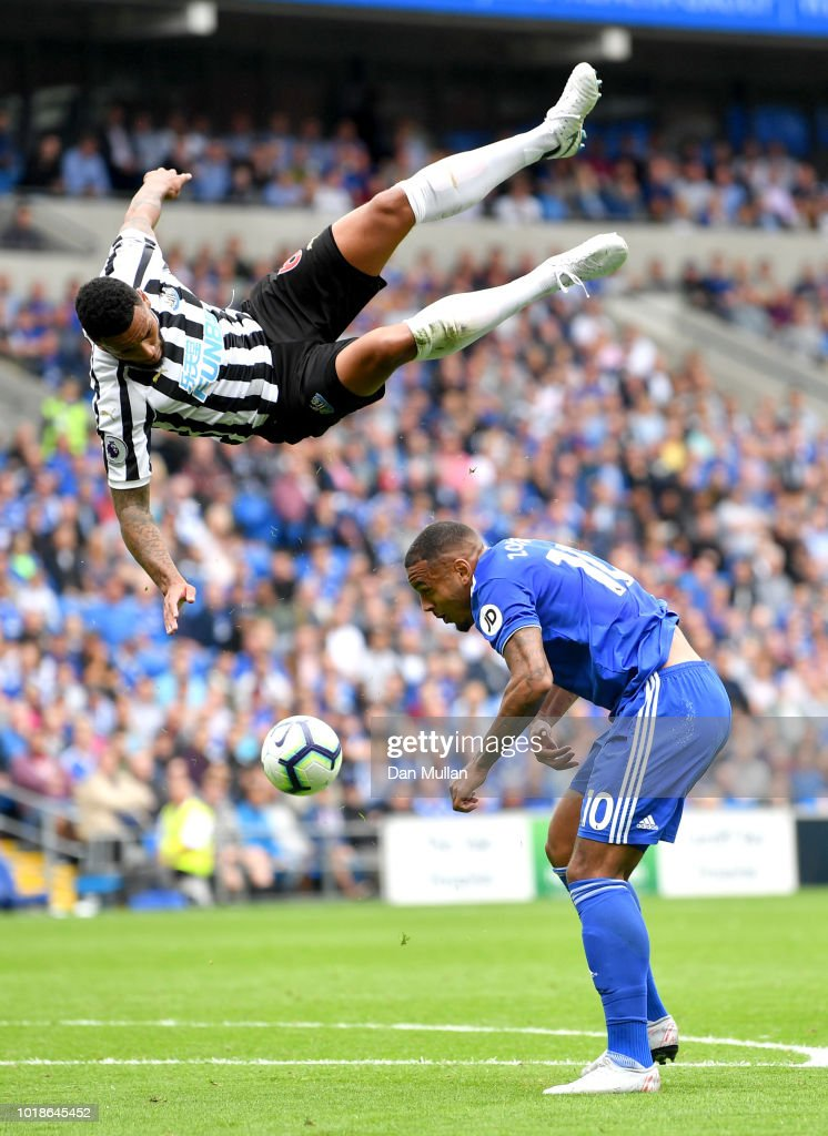 Cardiff City v Newcastle United - Premier League