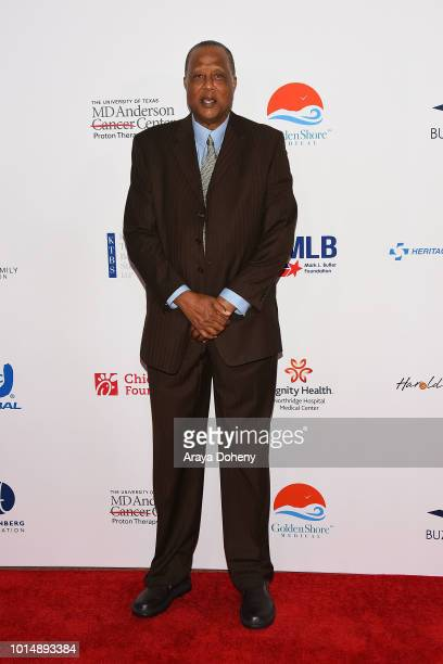 Jamaal Wilkes attends the 18th Annual Harold and Carole Pump Foundation Gala at The Beverly Hilton Hotel on August 10 2018 in Beverly Hills California
