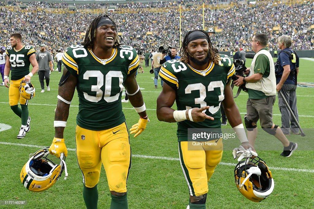 Minnesota Vikings vGreen Bay Packers : News Photo