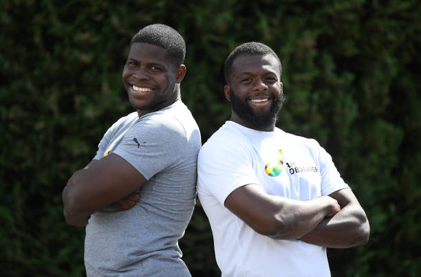 GBR: Jamaica Bobsleigh Team Athletes Shanwayne Stephens And Nimroy Turgott Training during the Coronavirus Pandemic