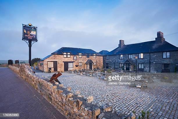 Jamaica Inn, Bolventor, Bodmin Moor. Cornwall. England. UK.