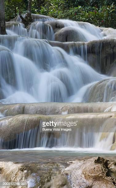 Jamaica, Ocho Rios, Dunns River Falls