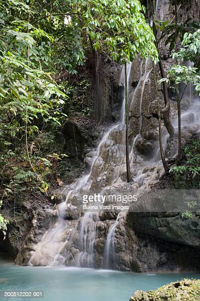 Jamaica, Port Antonio, Somerset Falls