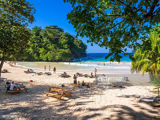 Jamaica, Portland Parish, Frenchman Coves Beach