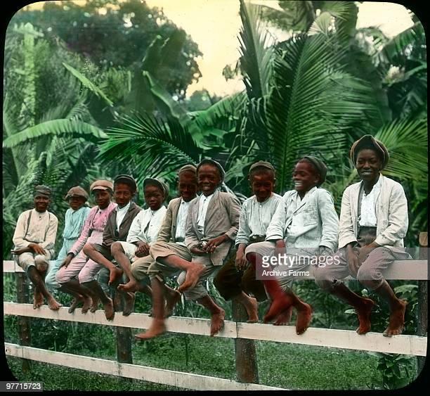 Jamaican Boys