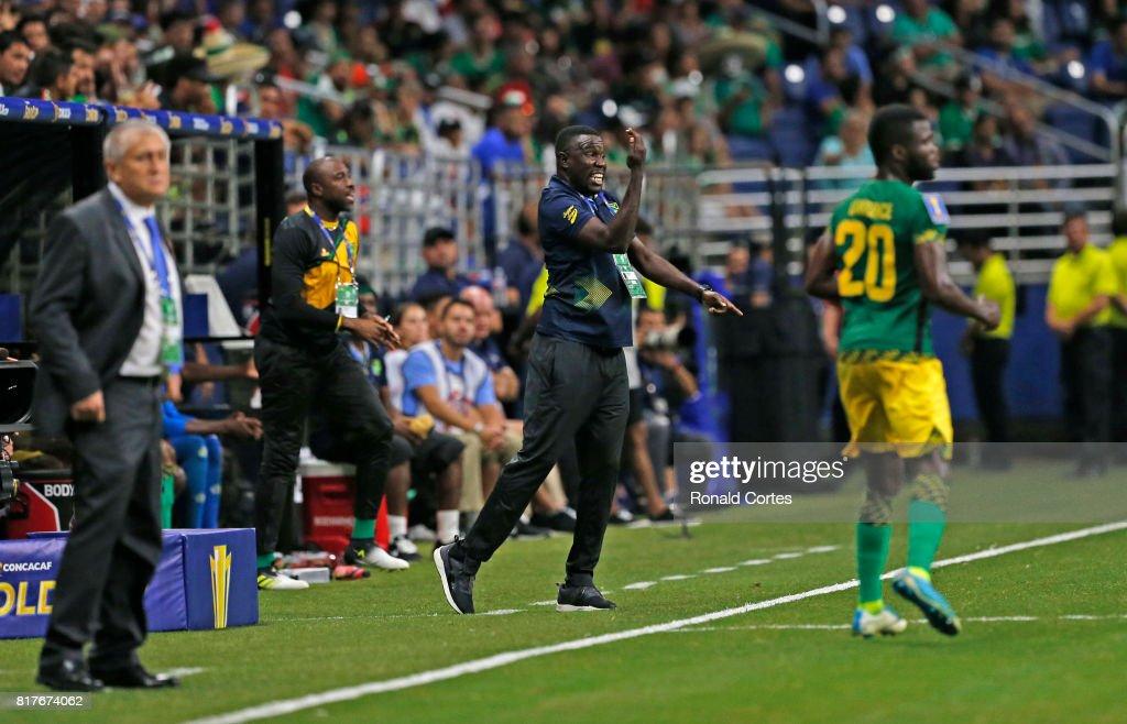 Jamaica v El Salvador: Group C - 2017 CONCACAF Gold Cup