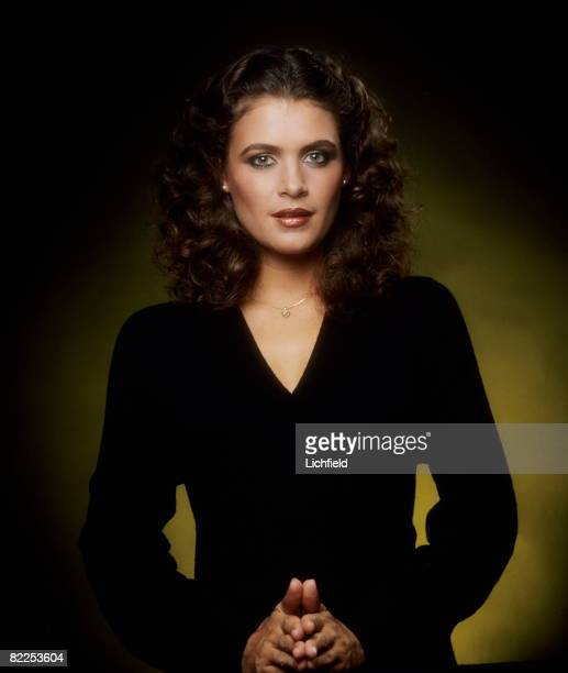 Jamaican Miss World winner Cindy Breakspeare photographed in the Studio the morning after she won the competition at the Albert Hall in London on...