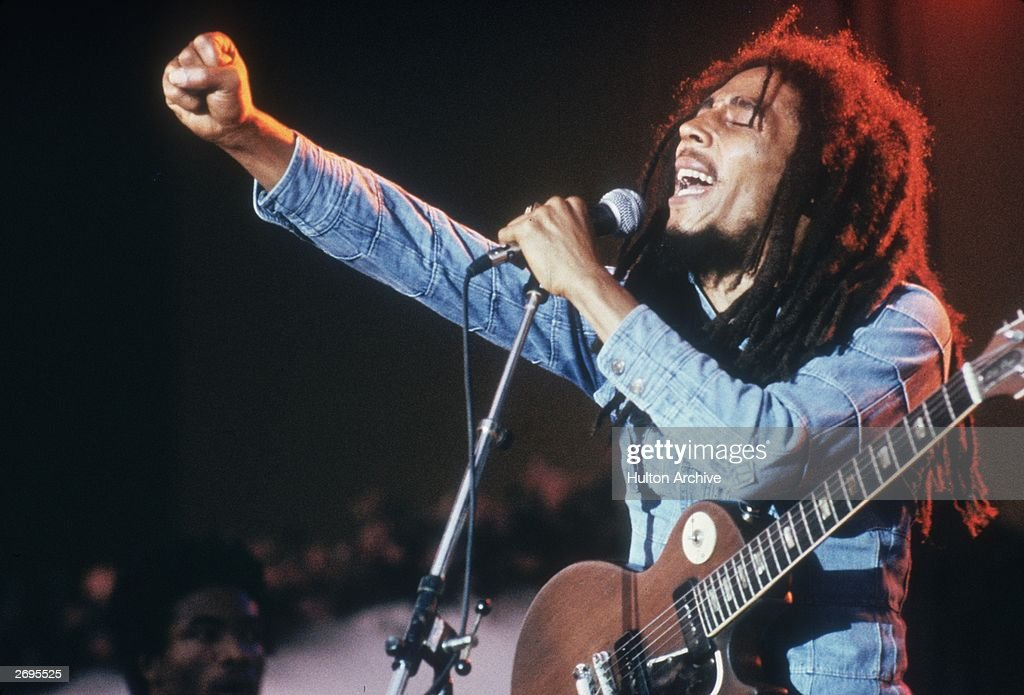 Bob Marley : ニュース写真