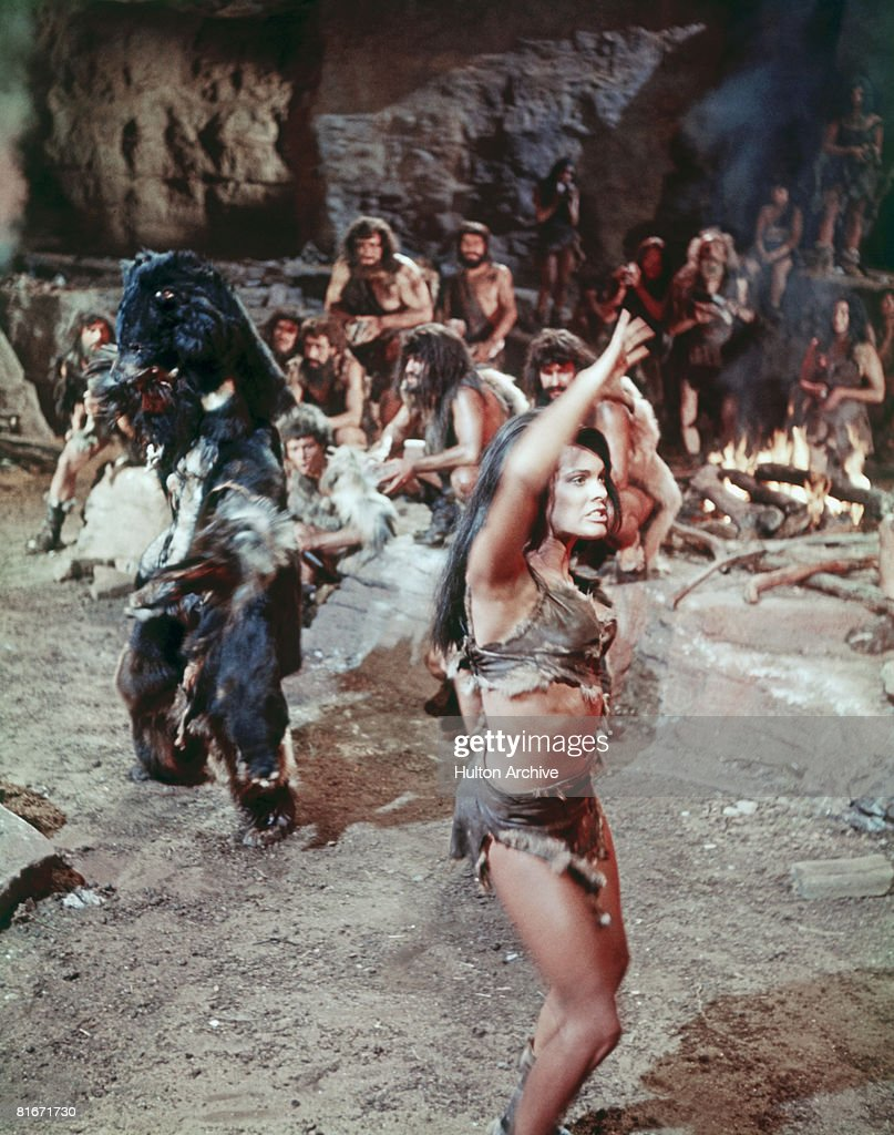 Cavewoman Beswick : News Photo
