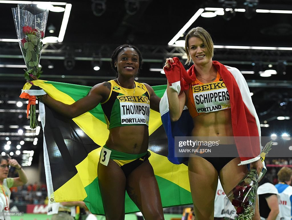 US-ATHLETICS-WORLD-INDOOR : News Photo