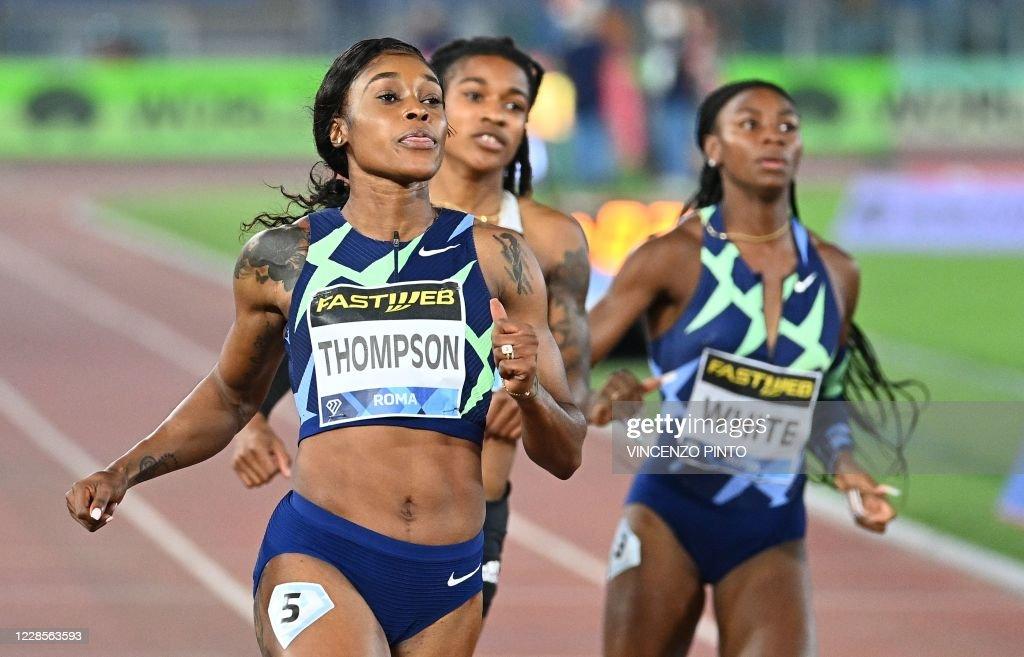 ATHLETICS-ITA-IAAF-DIAMOND : ニュース写真