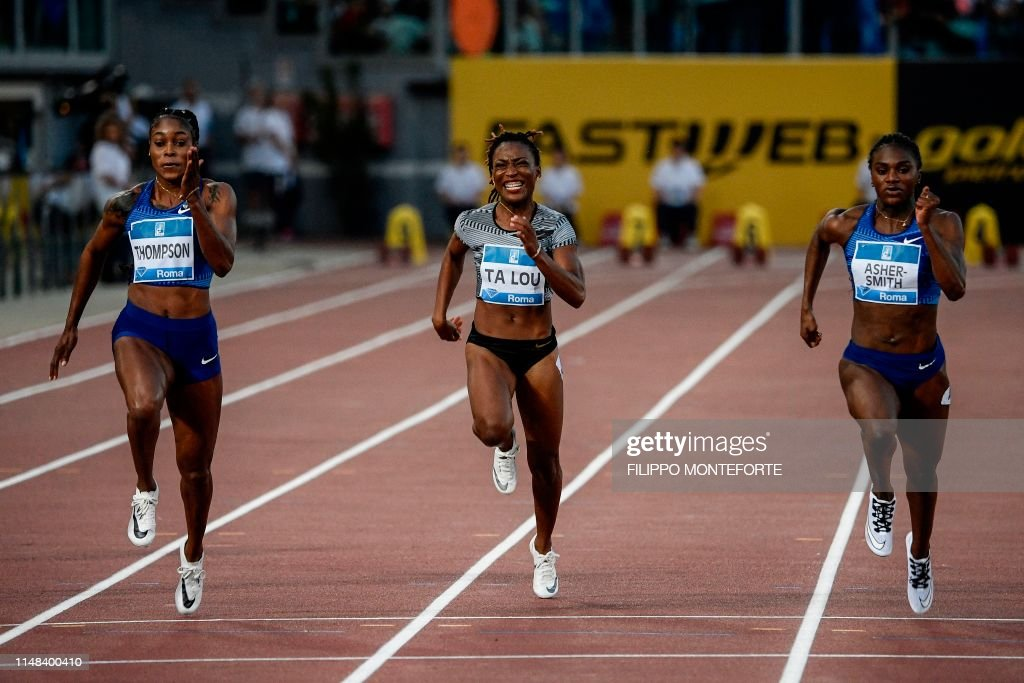 ATHLETICS-ITA-IAAF-DIAMOND : News Photo