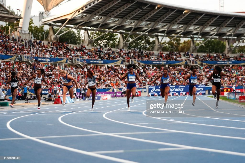 ATHLETICS-FRA-IAAF-DIAMOND : News Photo