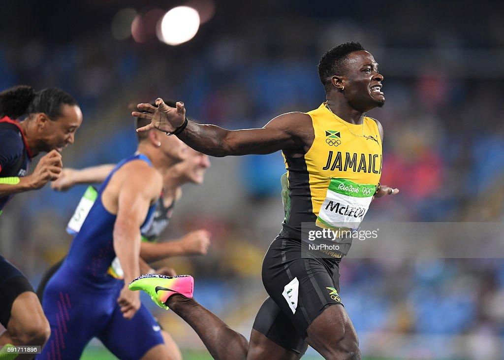 Rio de Janeiro 2016 Olympic Games : News Photo