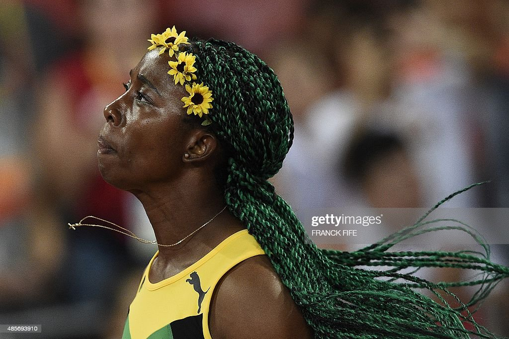 ATHLETICS-WORLD-2015 : News Photo
