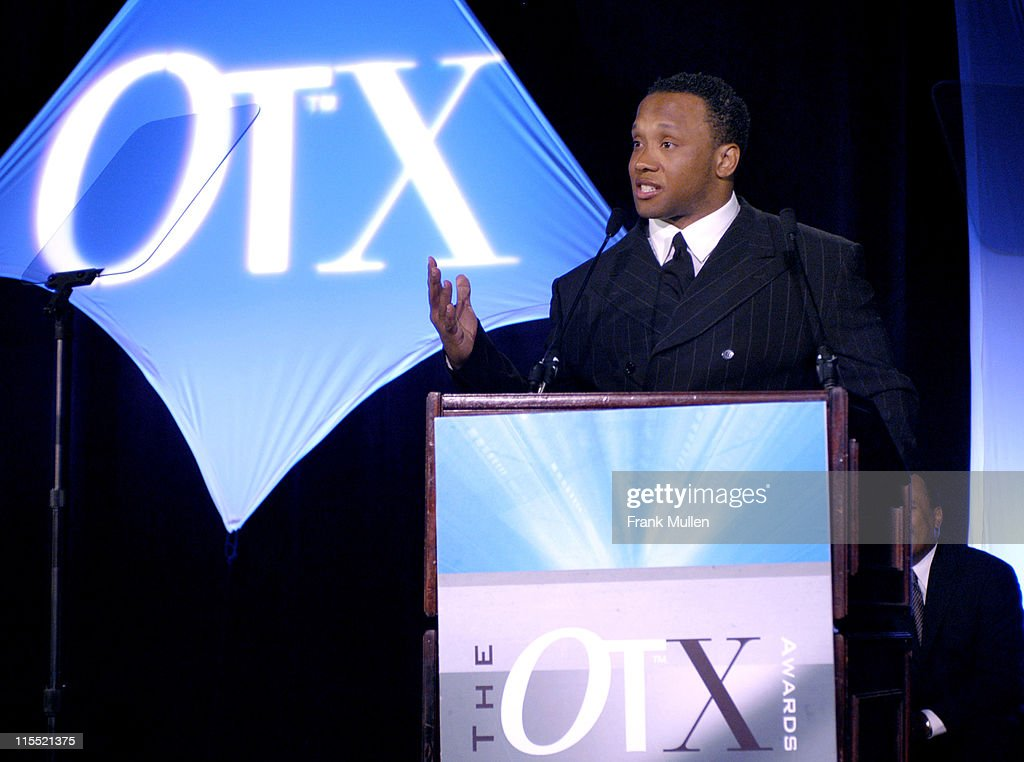Jamal Anderson during OverTime Magazine's OT X Awards at Omni Hotel in Atlanta, Georgia, United States.