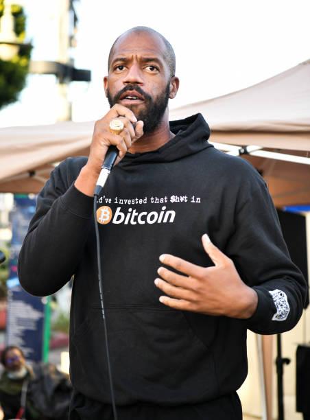"CA: The Black Wall Street's ""Digital Financial Revolution Tour"" Kick-Off Event"