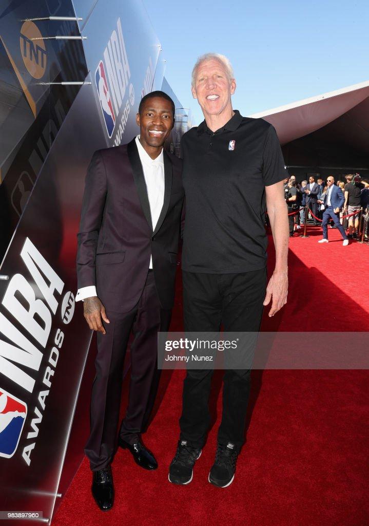 2018 NBA Awards - Red Carpet : News Photo