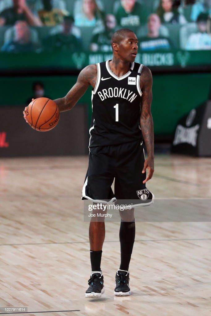 Brooklyn Nets v Milwaukee Bucks : News Photo