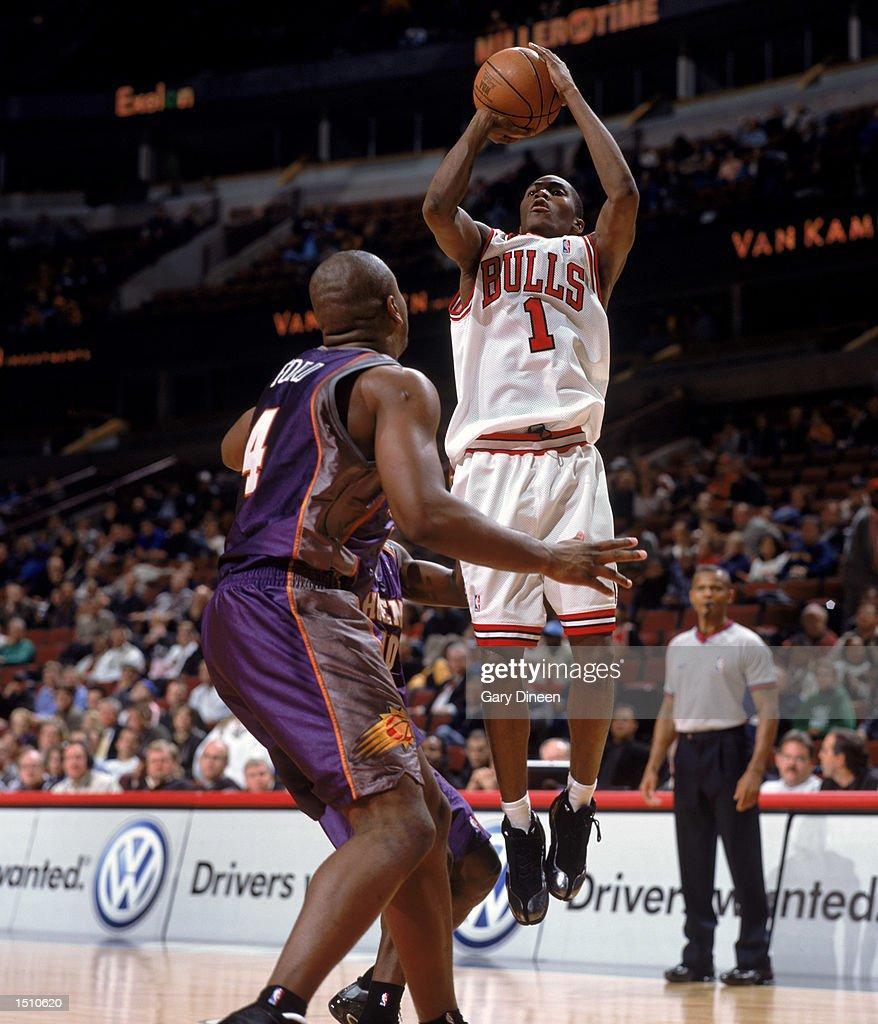 Phoenix Suns v Chicago Bulls : News Photo