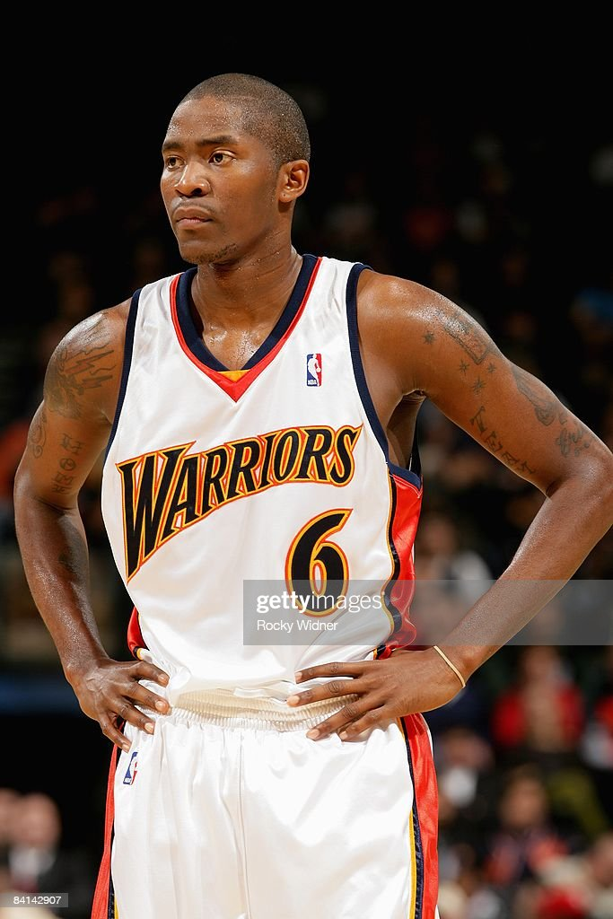 new product 9f2bd e5970 Jamal Crawford of the Golden State Warriors looks across the ...