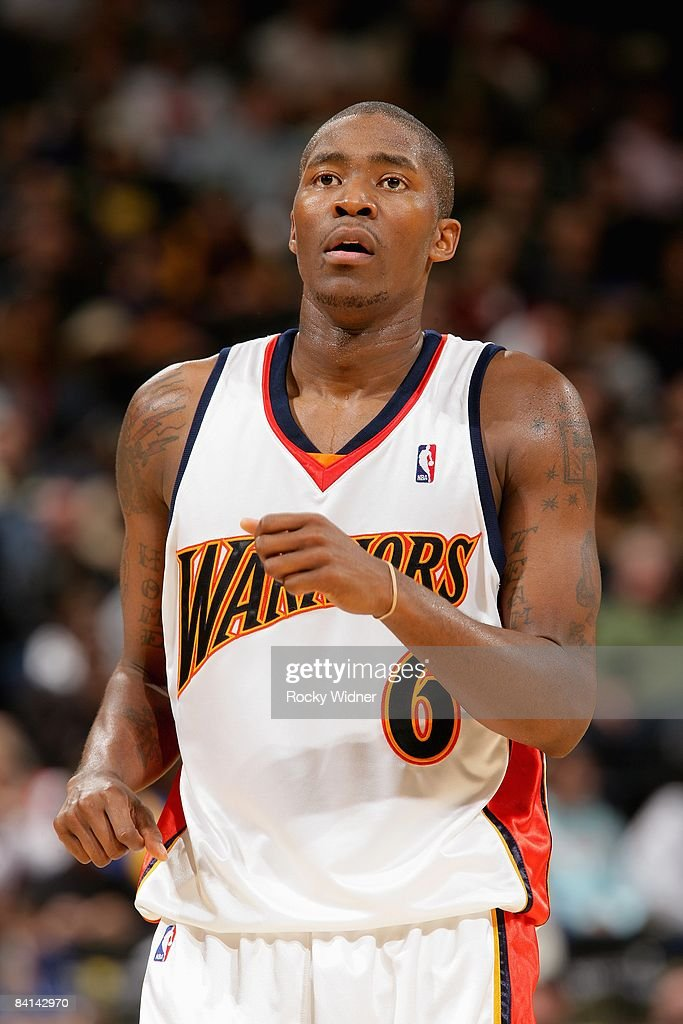 Jamal Crawford of the Golden State Warriors runs up court during the ... 771aa4caf