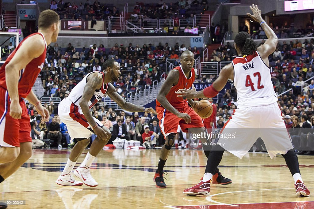 Los Angeles Clippers v Washington Wizards : News Photo