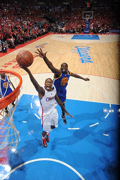 Jamal Crawford of the Los Angeles Clippers