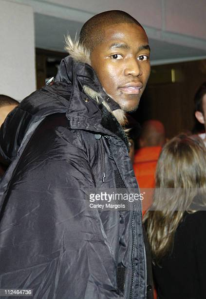 Jamal Crawford of the New York Knicks during 'Reebok Now Playing' Featuring Nelly Daddy Yankee Mike Jones and Lupe Fiasco After Party at Marquee in...