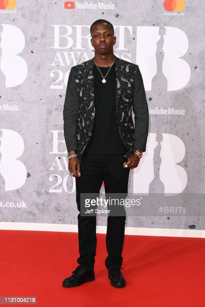 Jamal Edwards attends The BRIT Awards 2019 held at The O2 Arena on February 20 2019 in London England