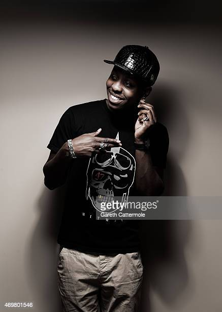 Jamal Edwards MBE is photographed at Brown's Hotel on April 2 2015 in London England