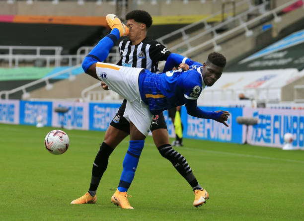 GBR: Newcastle United v Brighton & Hove Albion - Premier League