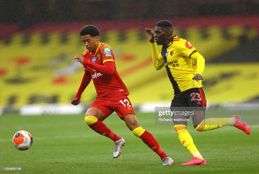 Watford FC v Norwich City - Premier League : News Photo