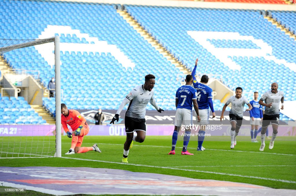 Cardiff City v Swansea City - Sky Bet Championship : News Photo