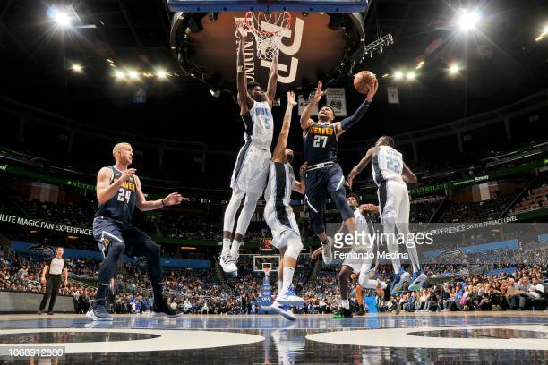 60 Top Orlando Magic V Denver Nuggets Pictures, Photos