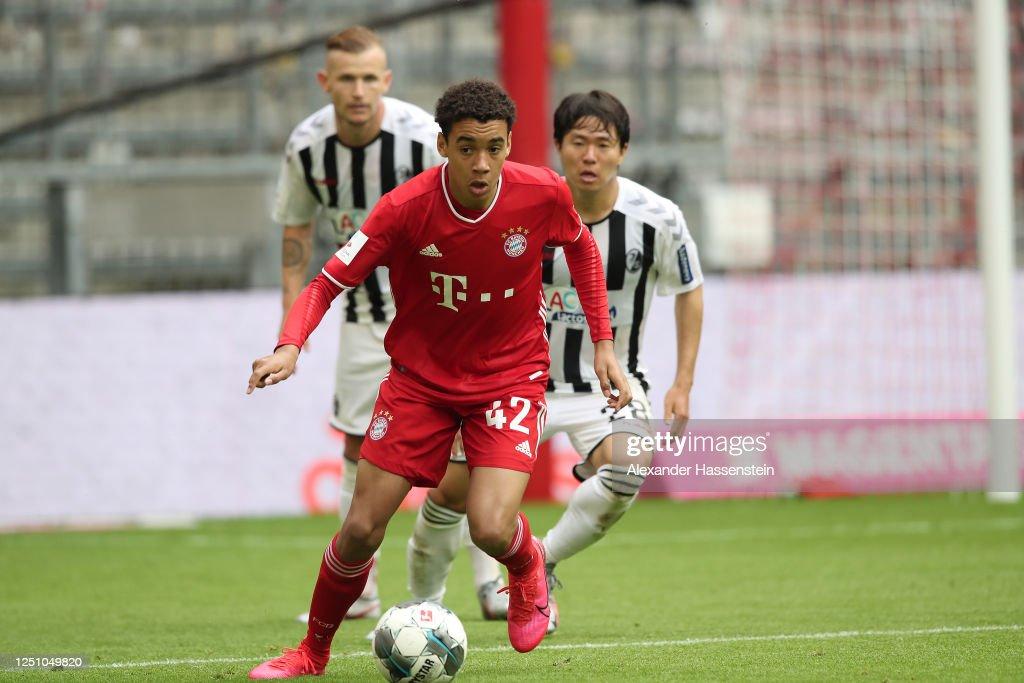 FC Bayern Muenchen v Sport-Club Freiburg - Bundesliga : ニュース写真