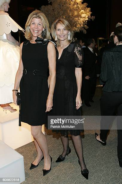 Jamee Gregory and Alison Stern attend Tiffany Co Host the Launch of the 2007 Blue Book Collection at Tiffany Co on October 23 2006 in New York City
