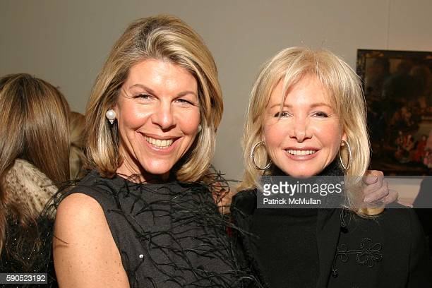 Jamee Gregory and Hilary Geary attend Tony Ingrao and Randy Kemper invite you to celebrate the publication of New York Apartments Private Views by...