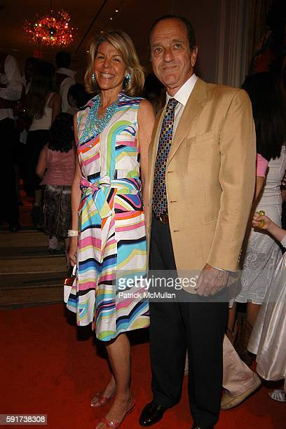 Jamee Gregory and Peter Gregory attend Madonna Childrens Book Lotsa de Casha published by Callaway Arts and Entertainment at Bergdorf Goodman on June...