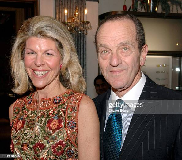 """Jamee Gregory: Jamee Gregory And Peter Gregory During """"New York"""