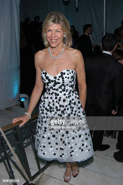 Jamee Gregory attends Museum of the City of New York Director's Council Winter Ball at Museum of the City of New York on February 27 2007 in New York...