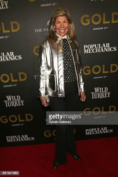 Jamee Gregory attends TWCDimension with Popular Mechanics The Palm Court Wild Turkey Bourbon Host the Premiere of Gold at AMC Loews Lincoln Square on...
