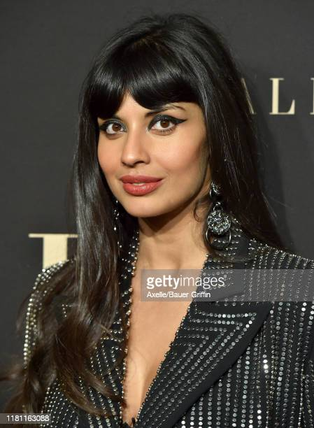 Jameela Jamil attends the 2019 ELLE Women In Hollywood at the Beverly Wilshire Four Seasons Hotel on October 14 2019 in Beverly Hills California