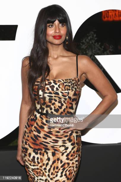Jameela Jamil attends the 2019 GQ Men Of The Year at The West Hollywood Edition on December 05, 2019 in West Hollywood, California.