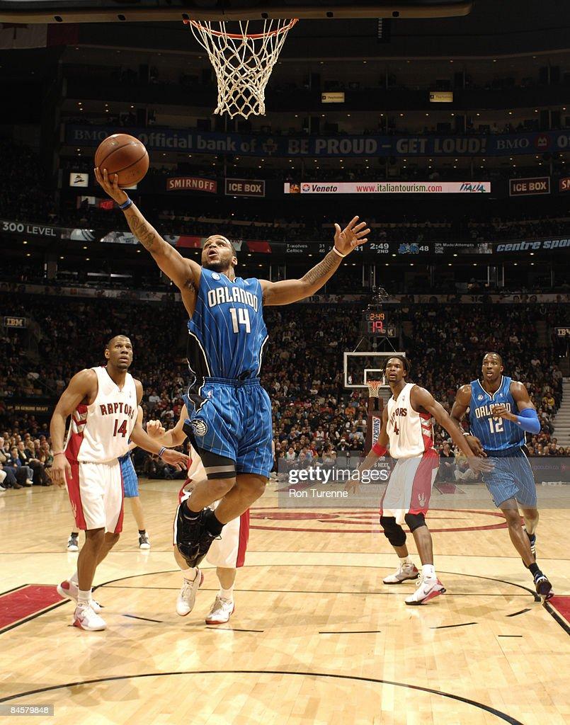 Orlando Magic v Toronto Raptors : News Photo
