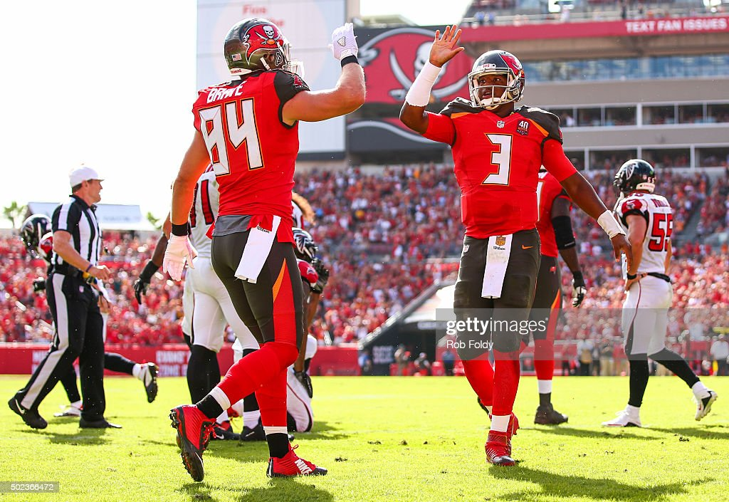 Atlanta Falcons v Tampa Bay Buccaneers : ニュース写真